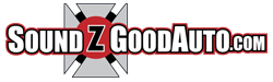 Soundz Good Auto Logo